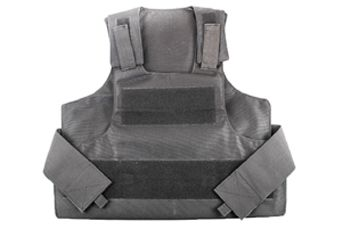 Tactical Carrier Black Vest
