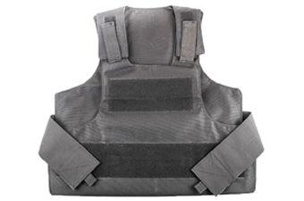 Tactical Carrier Black Vest