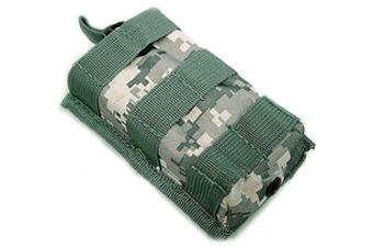 Tactical ACU Radio Pouch
