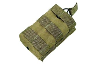 Tactical Tan Radio Pouch