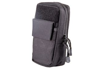 GPS Black Tactical Pouch