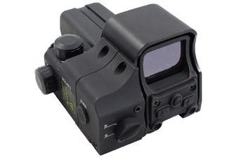Green/Red Holographic Sight