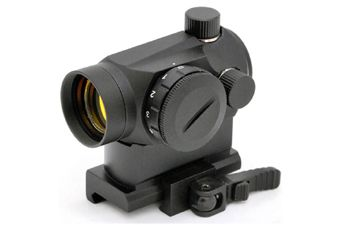 Mini Red/Green Dot Sight With QD
