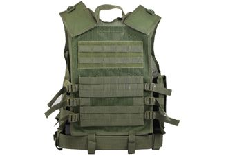 Raven X MOLLE Cross Draw Vest
