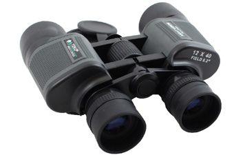 Yuko 12x40 Grey Binoculars