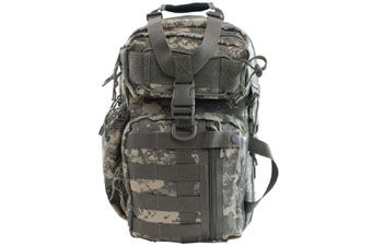 Tactical MOLLE Sling Bag