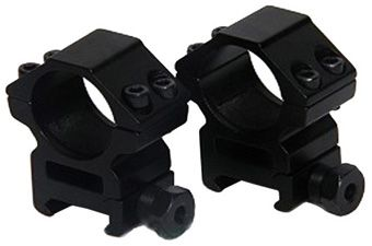 25mm / 1 Inch Scope Mount Rings