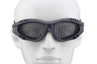 Protective Mesh Tactical Goggles