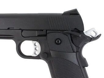 KJ Works Hi-Capa KP-05 Full Metal CO2 Blowback Airsoft Pistol