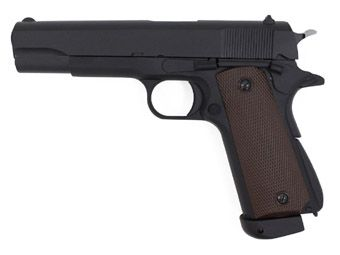 KJW M1911 Full Metal Blowback Airsoft Pistol