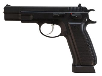 KJ Works KP-09 CZ 75 Airsoft Pistol CO2