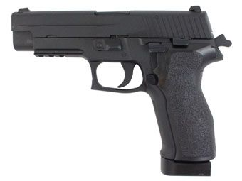 KJ Works KP-01 CO2 Blowback Airsoft Pistol