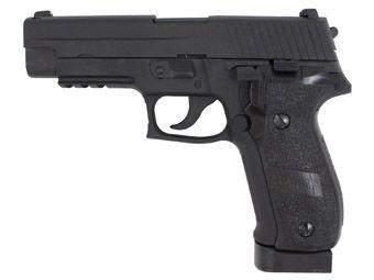 KJ Works P226 Full Metal CO2 Airsoft Pistol