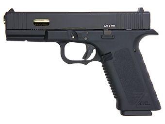 KWC K17 Blowback 6mm Airsoft Pistol - CO2