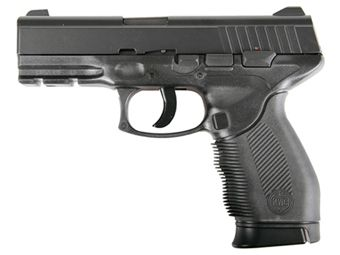KWC 24/7 Airsoft Pistol - Metal Slide