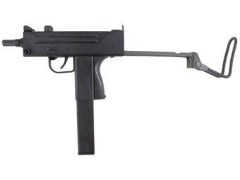 KWC MAC-11 M11 CO2 Airsoft Gun NBB