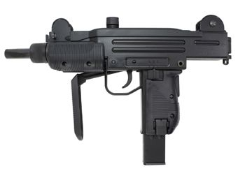 KWC Mini UZI Blowback Airsoft Machine Gun