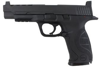 KWC M&P 40 Extended Barrel Airsoft Pistol