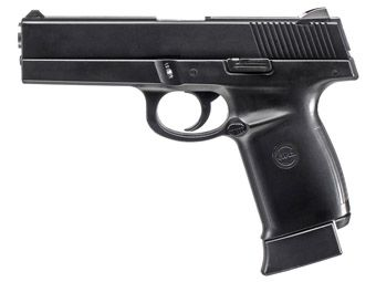 KWC SW40F (S&W Sigma) CO2 Blowback Airsoft Pistol