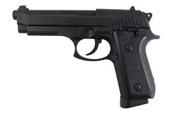 KWC PT92 Gas Blowback Airsoft Pistol