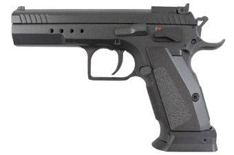 KWC TAC Model Airsoft Pistol CO2 Blowback