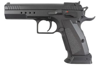 KWC Model 75 TAC Blowback BB Pistol