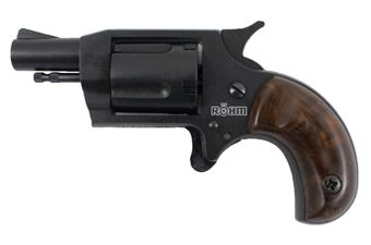Rohm Little Joe Blank Revolver Black Finish