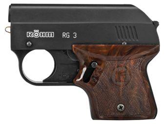ROHM RG 3 .22 Blank Pistol