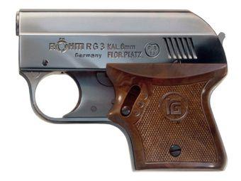 Rohm RG 3 Silver Gun