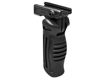 Ncstar AR Folding Vertical Grip With Quick Release Button