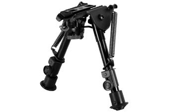 Ncstar Precision Grade Compact Bipod With 3 Adapters