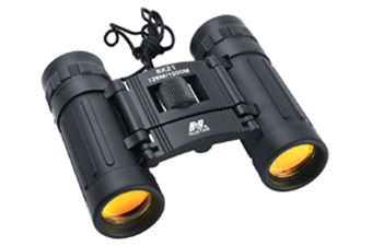 Ncstar Black 8X21 DCF Binoculars