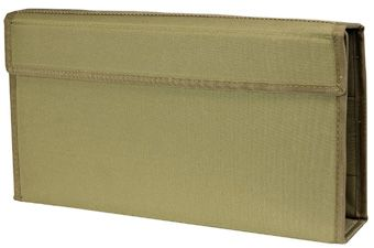 Ncstar Magazine Tan Wallet For Pistol And Rifle Mags