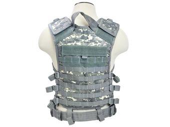 Ncstar Molle/Pals Tactical Mesh Vest - Large