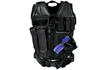Ncstar Tactical Black Vest