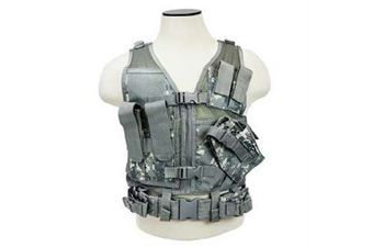 Ncstar Digital Camo Tactical Childrens Vest