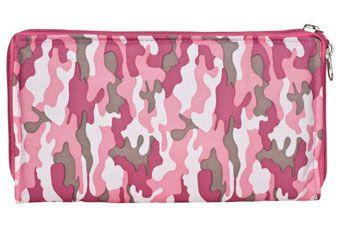 Ncstar Pink Camo Range Insert Bag