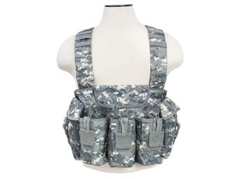 Ncstar Digital Camo AK Chest Rig
