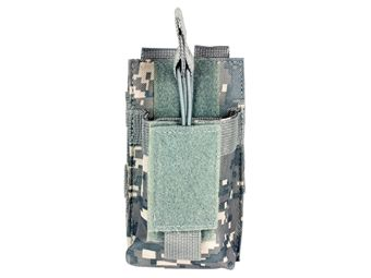 Ncstar Digital Camo AR Single Magazine Pouch