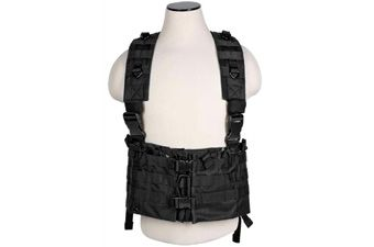 Ncstar Black AR Chest Rig