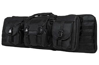 Ncstar 36 Inch Double Carbine Black Case
