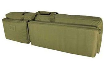 Ncstar Double Rifle Green Case