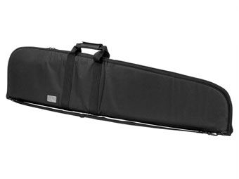 Ncstar 42 Inch X 13 Inch Scope-Ready Black Gun Case