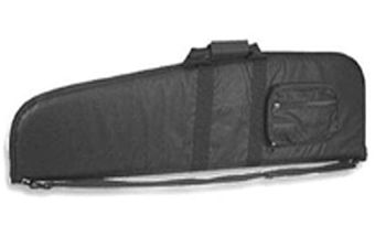 Ncstar 45 Inch X 13 Inch Scope-Ready Black Gun Case