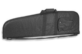 Ncstar 52 Inch X 13 Inch Scope-Ready Black Gun Case