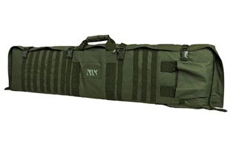 Ncstar Green Rifle Case Shooting Mat
