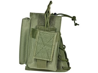 Ncstar Green Stock Riser With Mag Pouch