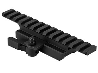 NcSTAR Weaver Rail Riser Locking QR Mount