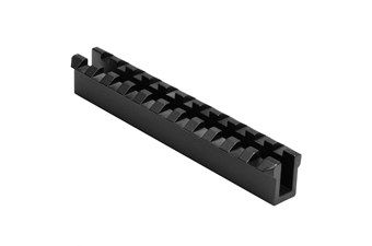Ncstar Ruger 10/22 See Black Through Weaver Mount