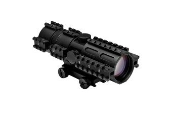 Ncstar Tri-Rail Series 3-9X42 Compact Mil-Dot Rifle Scope